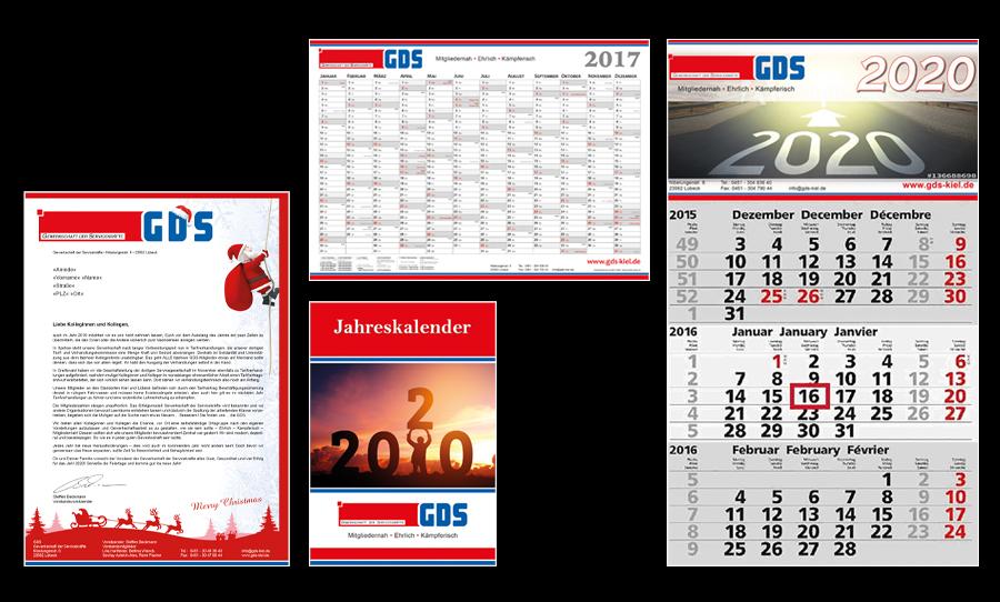 Kalender GDS