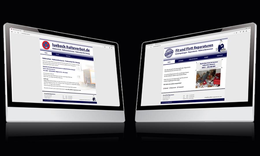 Webdesign Fit und Flott