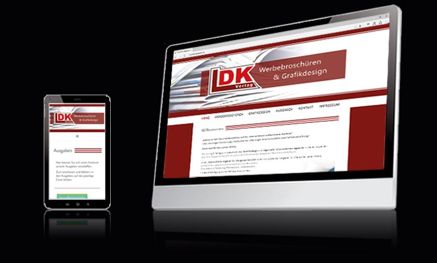 Webdesign LDK Verlag