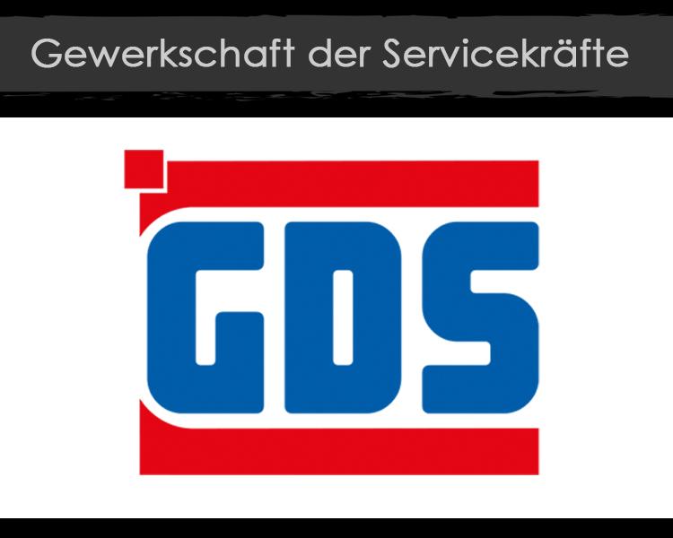 Referenz GDS - Gewerkschaft der Servicekräfte
