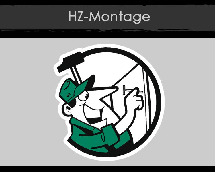 Referenz HZ-Montage
