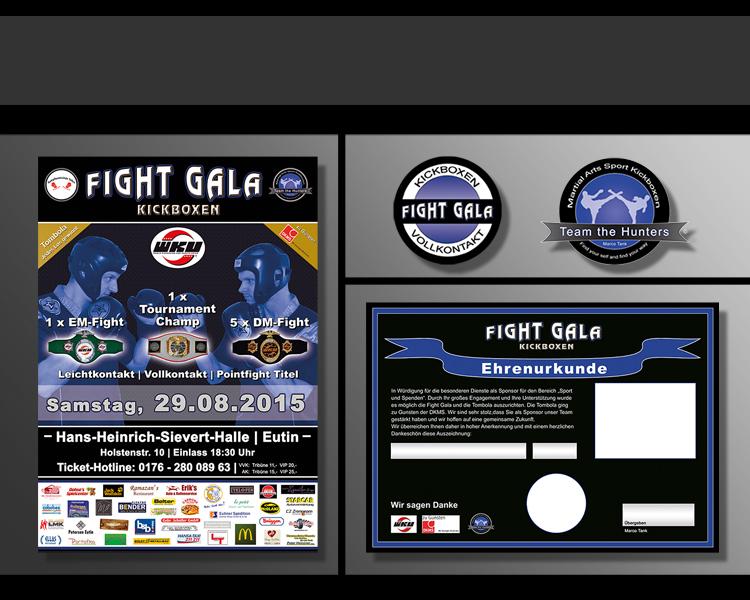 Referenz Fight Gala